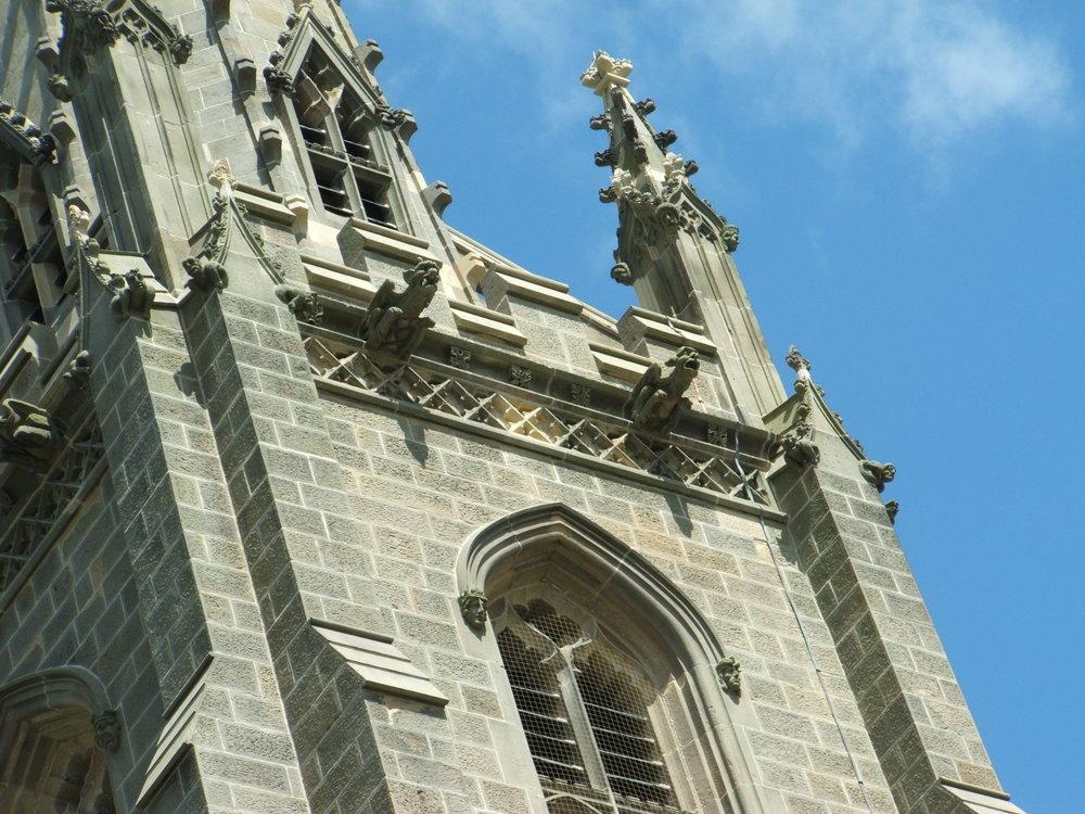 28 06-1018 St Michael Spire 10-06-08 01.JPG