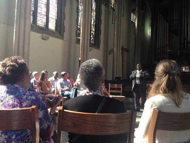 Worship - Union Theological Seminary.