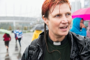 Rev Laurel Dykstra is priest at  Salal and Cedar , and curator of the weekly Wild Lectionary project at  RadicalDiscipleship.net . Learn more about her curricula for children  here .