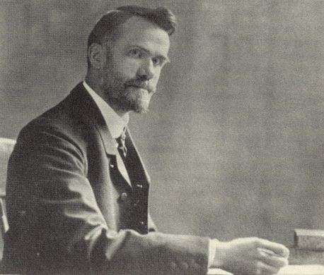 Rev.  Walter Rauschenbusch  (1861-1918) born in Rochester, New York-born, son of a German Lutheran missionary.