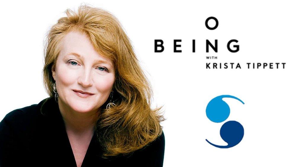 Krista Tippett, host of  On Being .