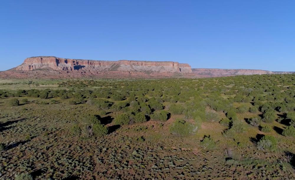Zuni country