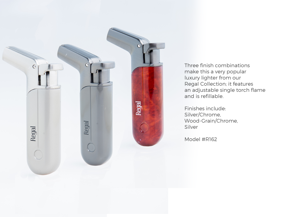Luxury Pipe Lighter
