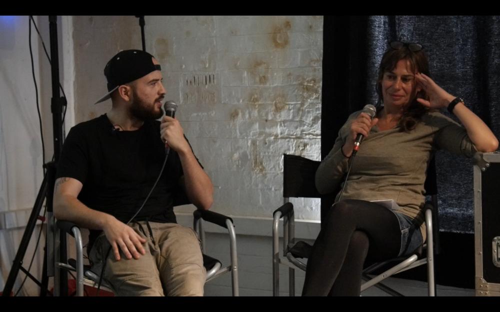 EPISODE 1 - CHLOE RUTHVEN with MARIO SALIASI