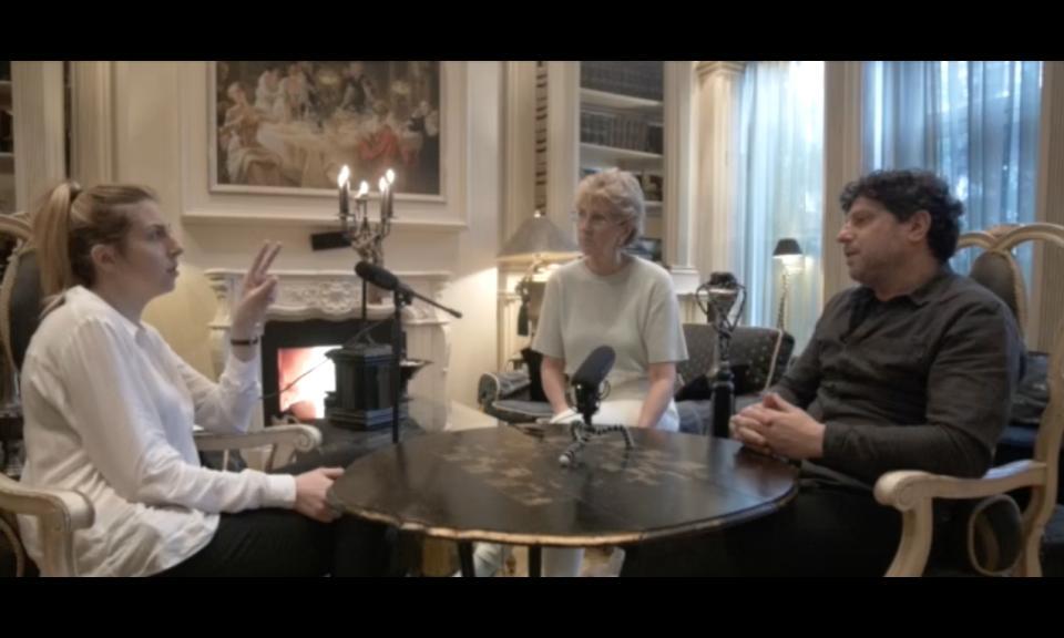 EPISODE 3 - MARC ISAACS with KEELTA HIGGINS & BRIGITTE MEYERS