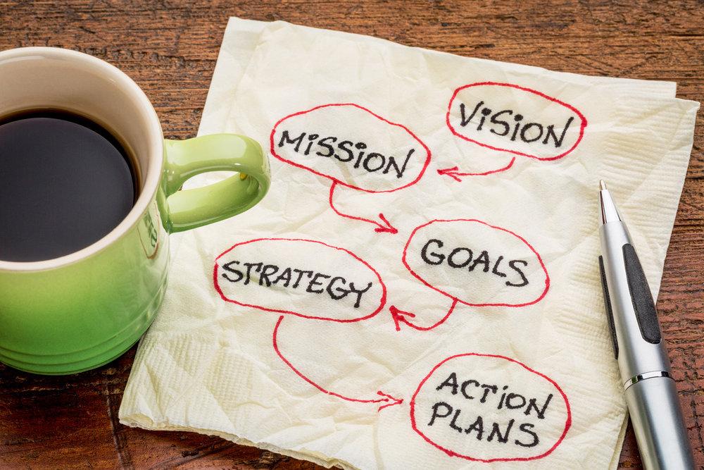 VISION & GOALS