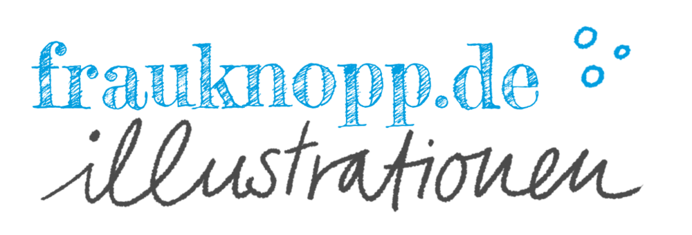 frauknopp.de illustrationen