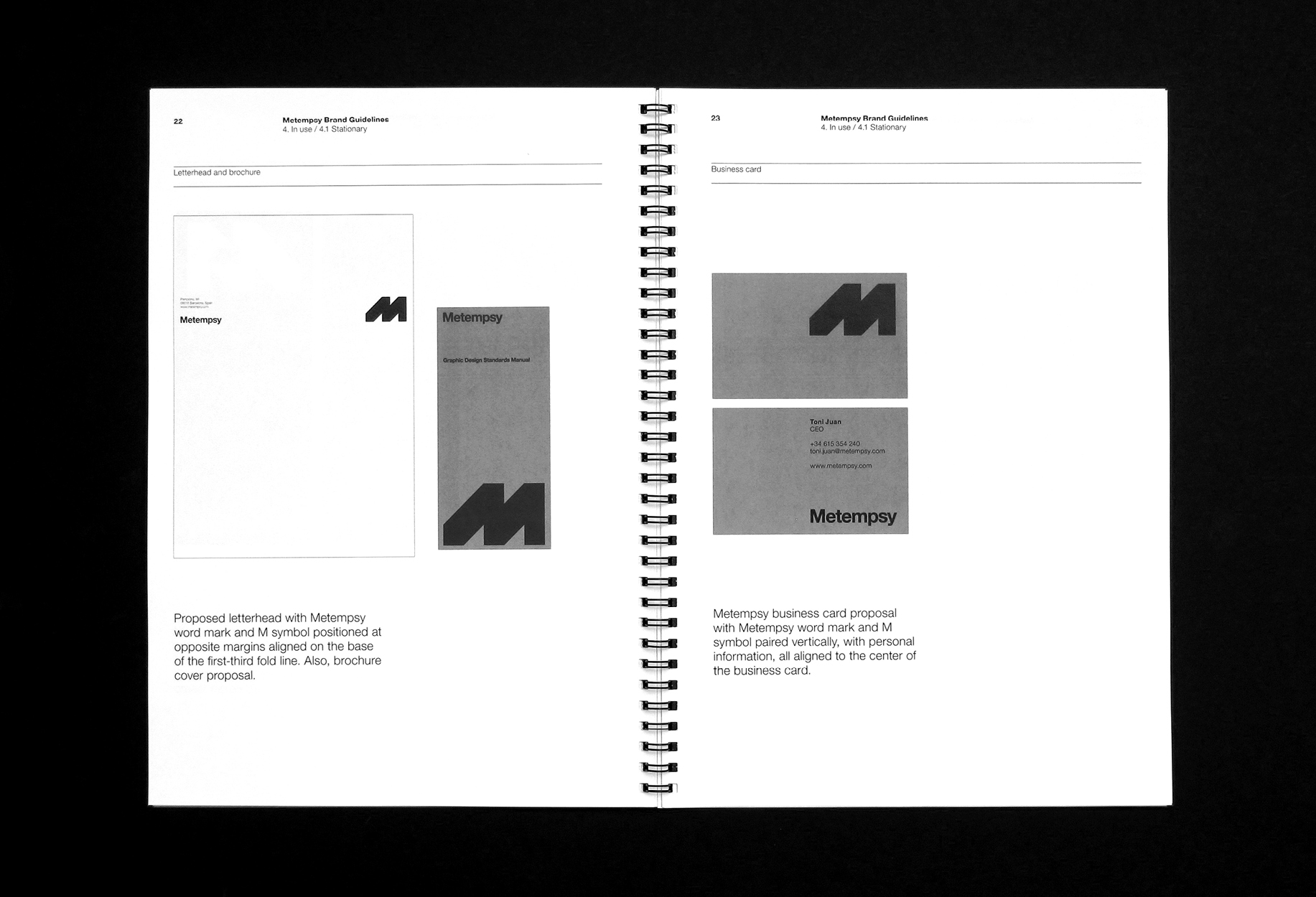 Daniel pritchett inter disciplinary design metempsy graphic design standards manual 12g magicingreecefo Image collections