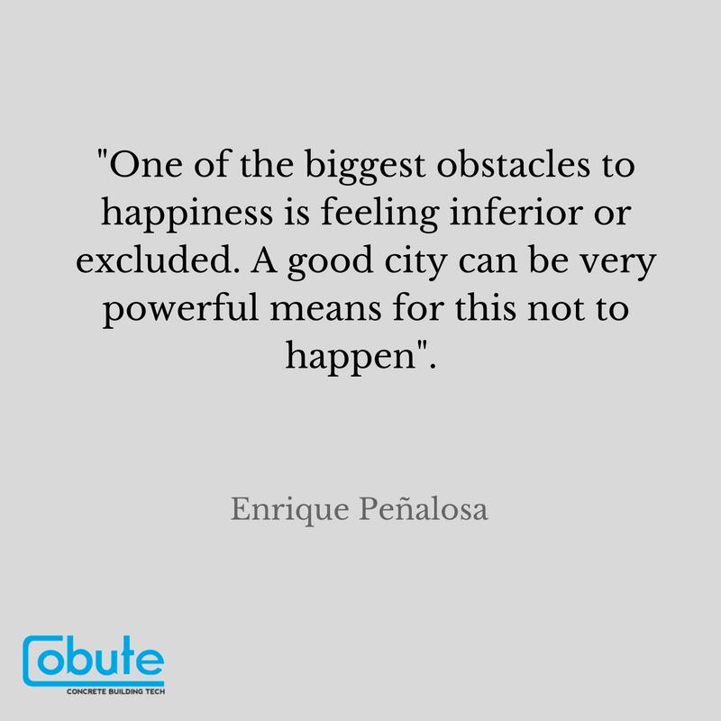 Bogotá Mayor Enrique Peñalosa on making better cities