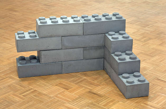 Concrete Legos. Source:   TrendHunter