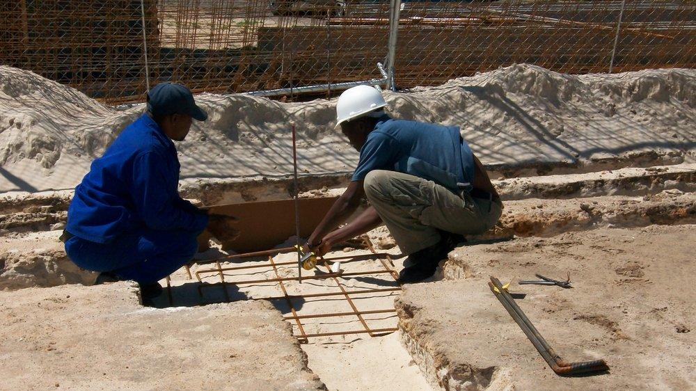 steel fixing for  column base.JPG