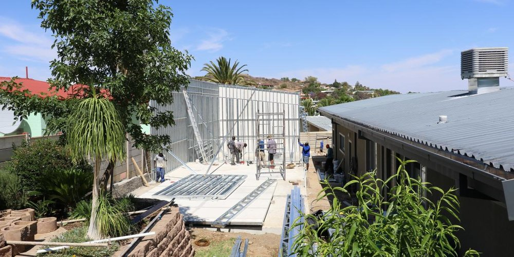 Geoplast Namibia+residential+Modulo foundation completed.jpg