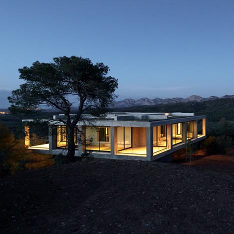 Casa Peso. Image by Cristobal Palma.