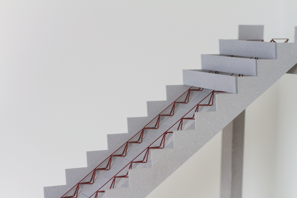 Model for Cobute stairs
