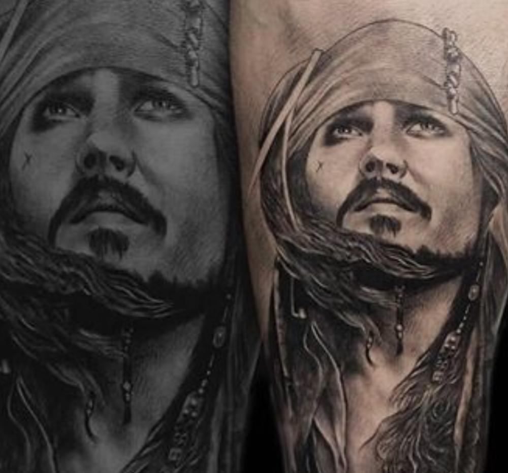 Tattoo por Jose Manfredi