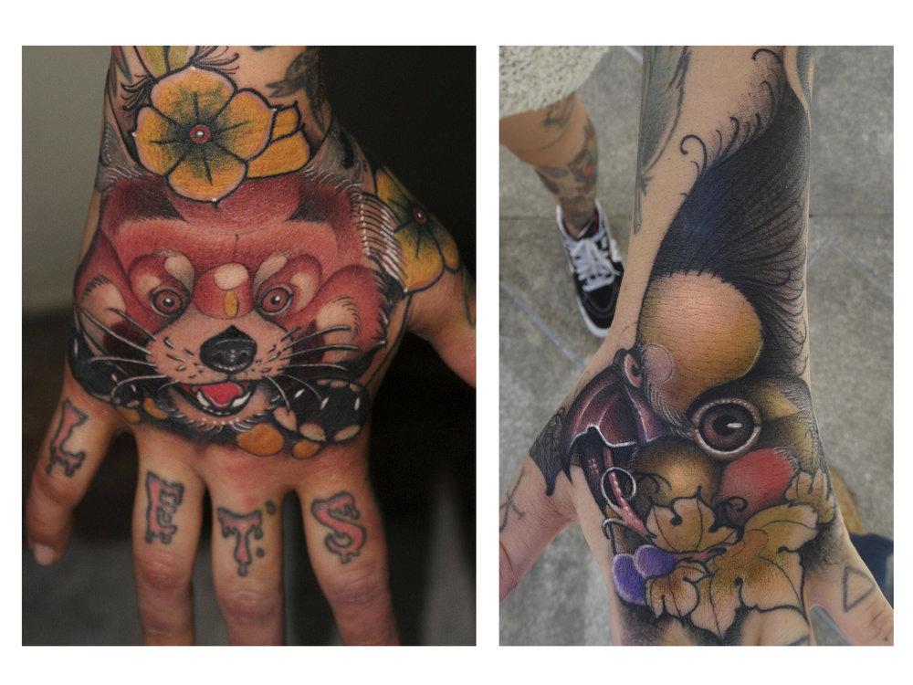 Tattoo por Angel Hyde
