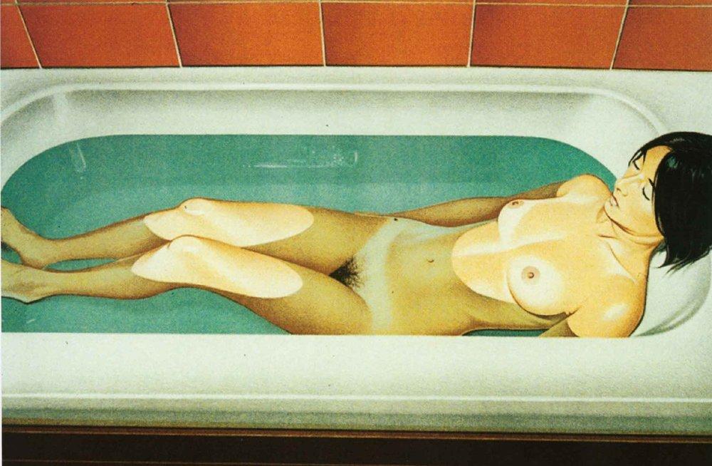Bonnards Bath