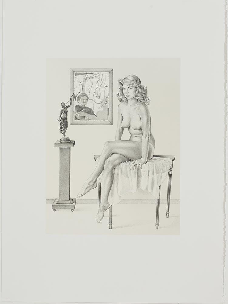 Portrait d'une jeunne fille americaine (The Voyeur)