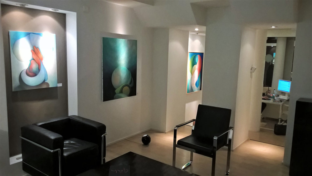 Reinhard Gäde Galerie Baumgartl Ausstellung 2017 6.jpg