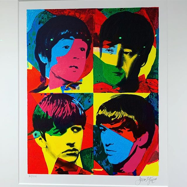 💥James Francis Gill💥 - einer der letzten noch lebenden Pop Art-Ikonen der Ära um Andy Warhol, Roy Liechtenstein und Edward Hopper🗯 Seine Kunstwerke kannst du in meiner Galerie bestaunen und ergattern ✨ . . #GalerieBaumgartl #jamesfrancisgill #gill #München #2019 #BayerischerHof #Kunst #Kunstwerk #Inspiration #kunstliebe #kunstliebhaber #bilder #munich #bayern #münchenblogger #münchenliebe  #germany #künstler #künstlerin #künstlerisch #Galerie #galerist #artwork #pop #poppin #popart #popołudnie #illustration #artistsoninstagram