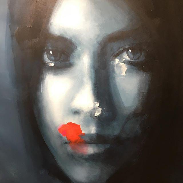 Roman Träxler, Acryl auf Leinwand, 160 x 120 cm (Preis auf Anfrage)
