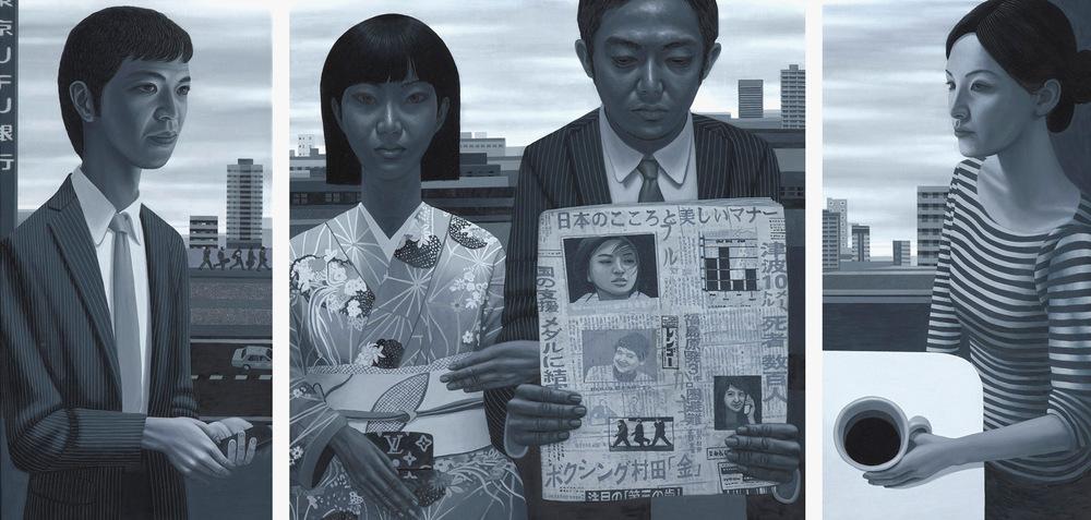 Tokyo Triptych