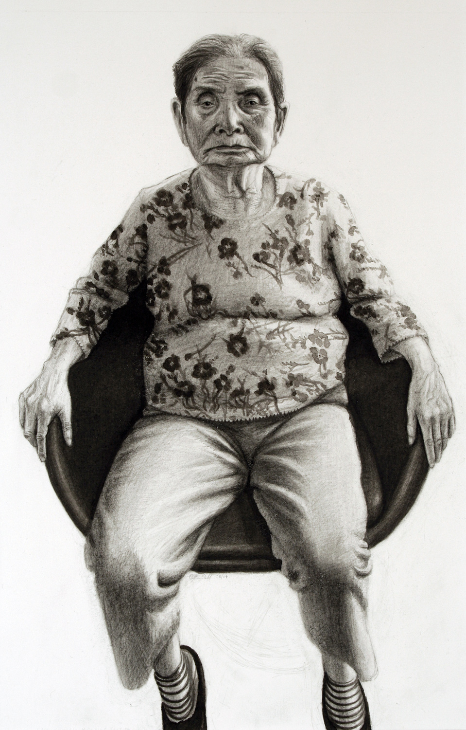 Survivor of the atomic bomb, Hiroshima (Ms.Hideko Takahata)