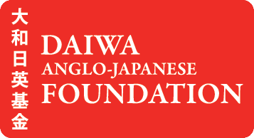 Daiwa Anglo Japanese Foundation - Carl Randall