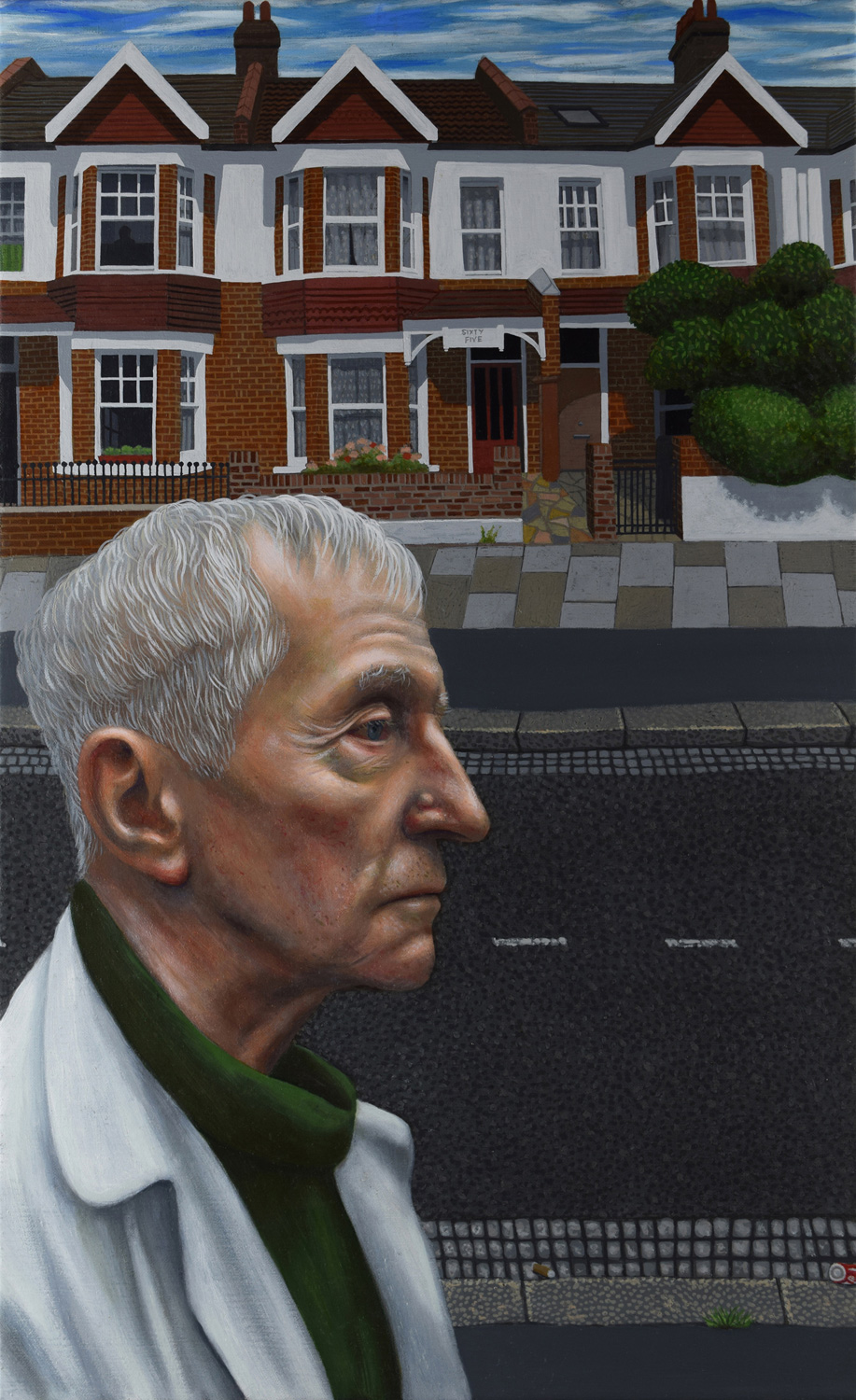 Author/Illustrator Raymond Briggs and Ashen Grove