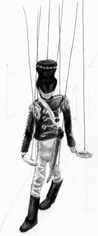 Soldier Puppet