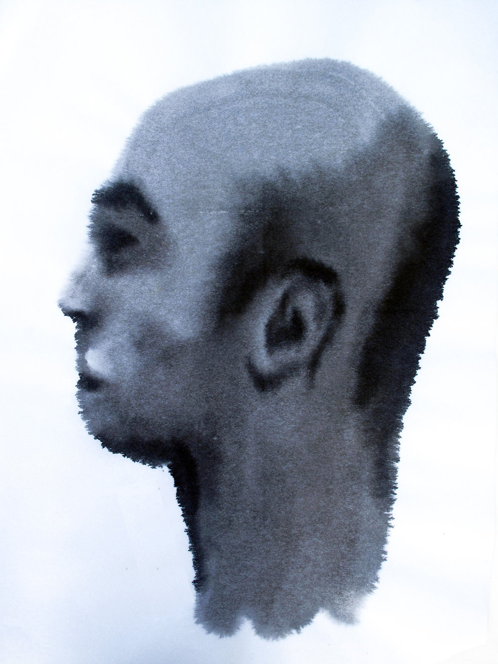 Quarter Japanese Man