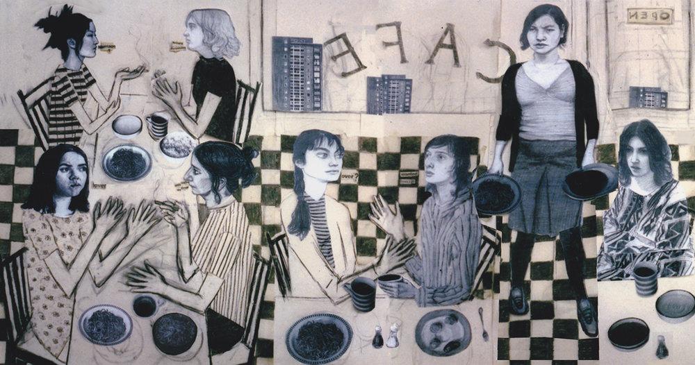 London Cafe Scene
