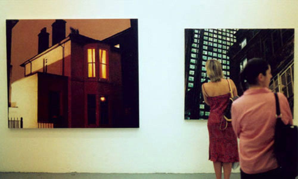The Slade School of Fine Arts Graduate Exhibition 1999.