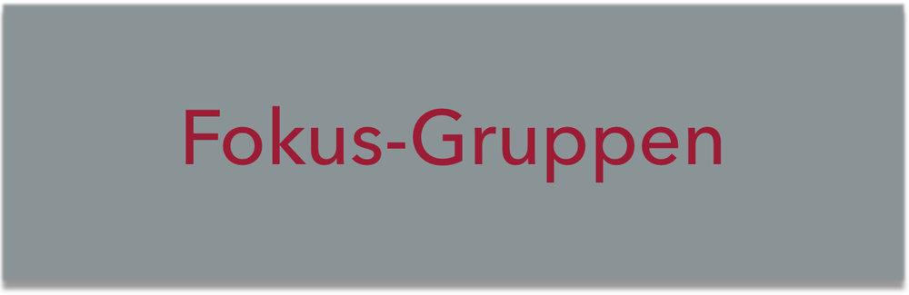 Moderierte Gruppen-Diskussion in frühen Entwicklungsstadien von Anwendungen zum Erkennen von Erwartungen und Entwicklung von Ideen.