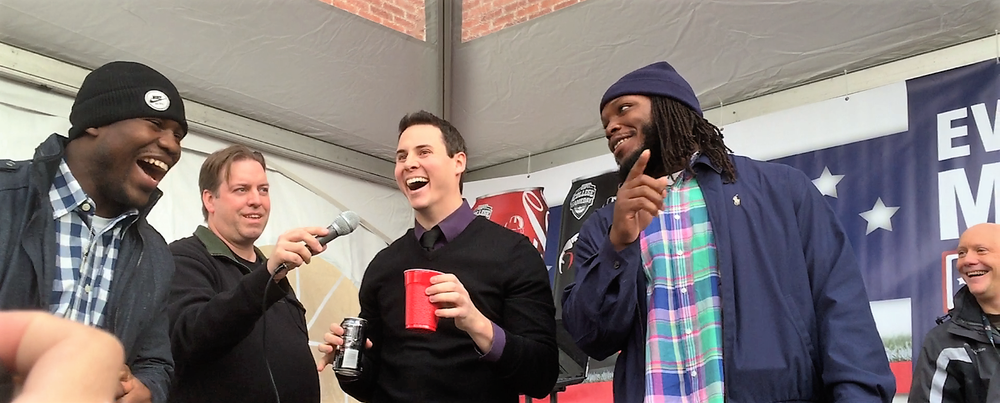 Magician Tim Kutch Does Magic For The Baltimore Ravens