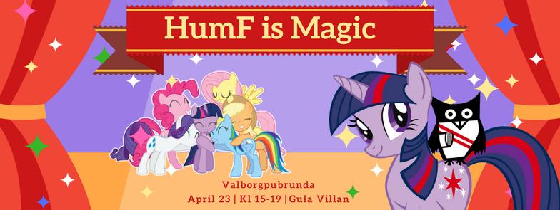 HumF is magic