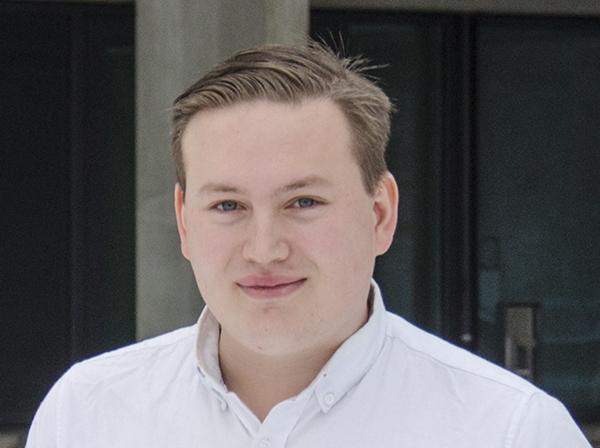 Studiebevakare Samhälls-vetenskapliga fakulteten Hugo Thorén studiebevakare.samfak@sus.su.se