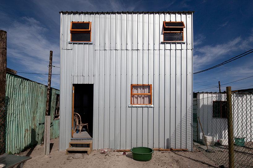 Built Prototype in SA