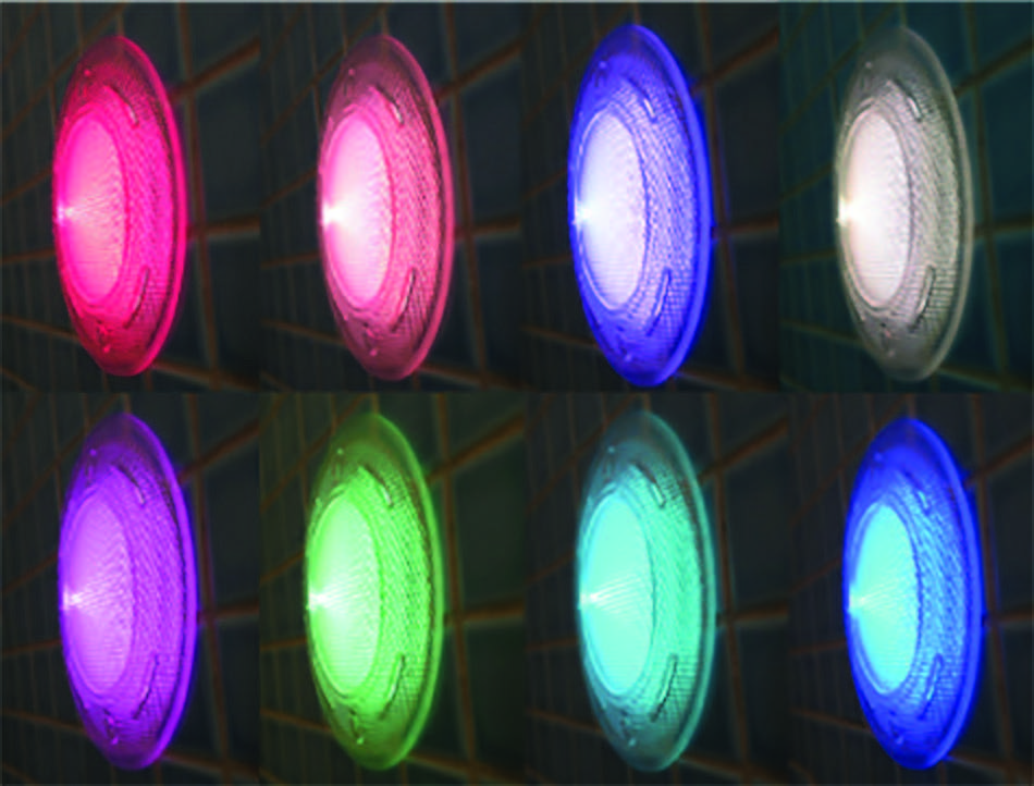 Vivd 360 LED Light Colors