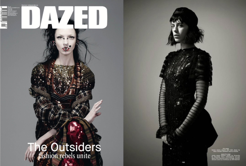 picture by Willy Vanderperre for DAZED