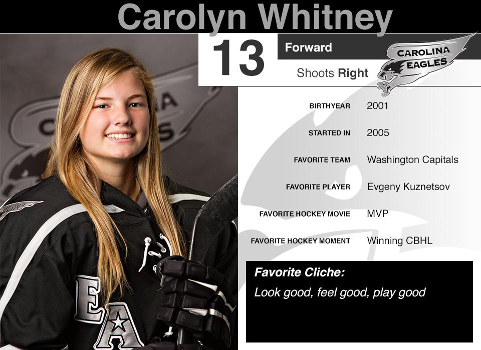 13-Carolyn Whitney
