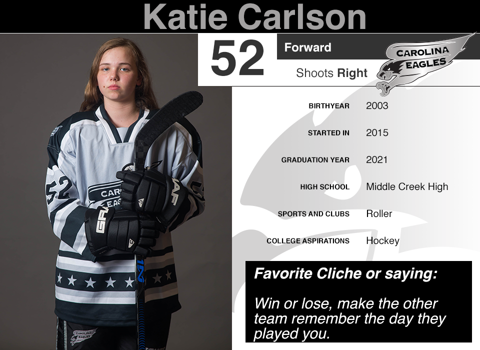 #52 Katie Carlson GY 2021
