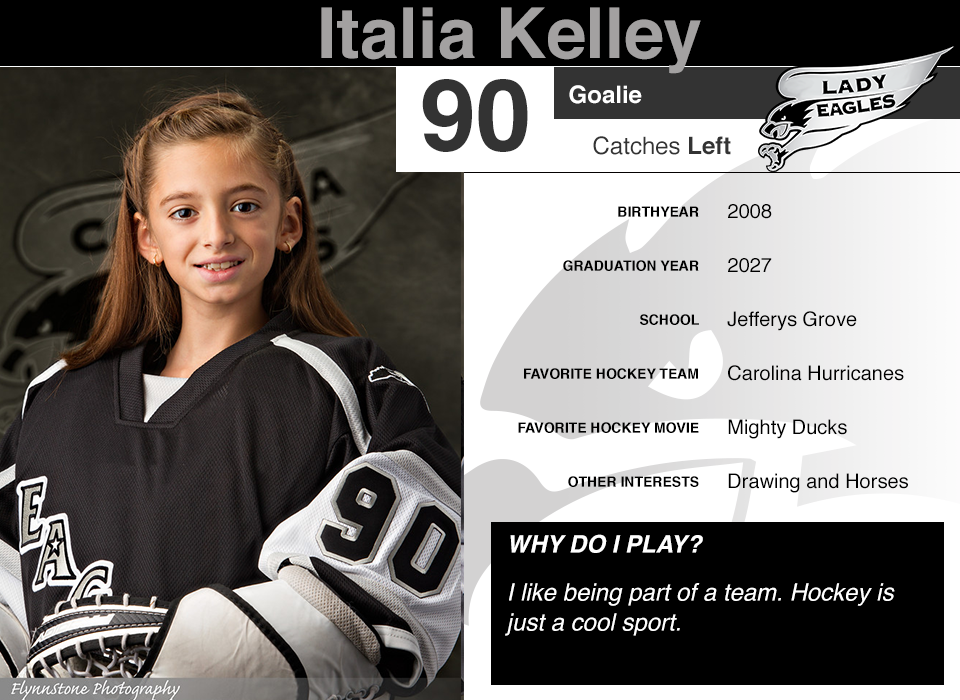 #90 Italia Kelly