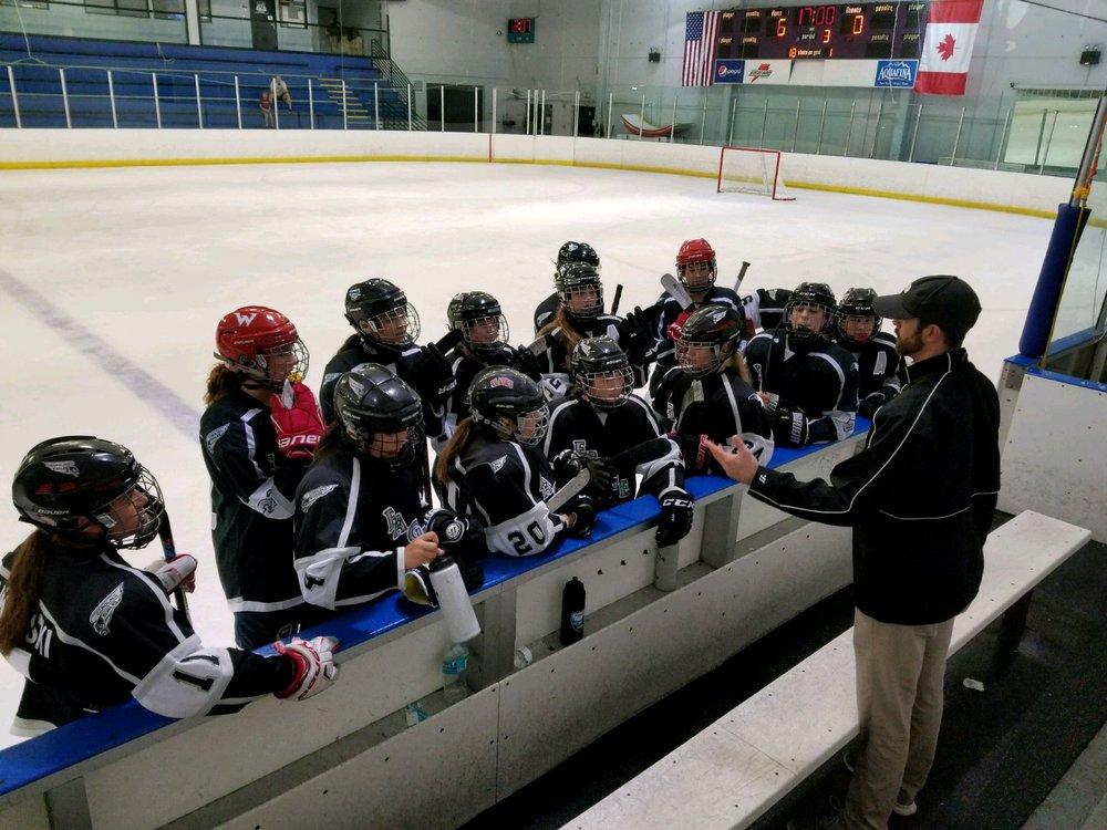 Lady Eagles U19 Team