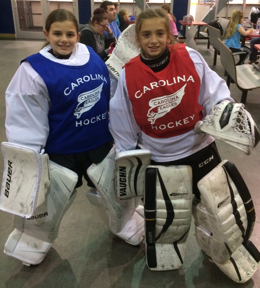 Hey U10 Players  - These goalies want you in front of them. They can score and get a shootout but want to spread the stats around.
