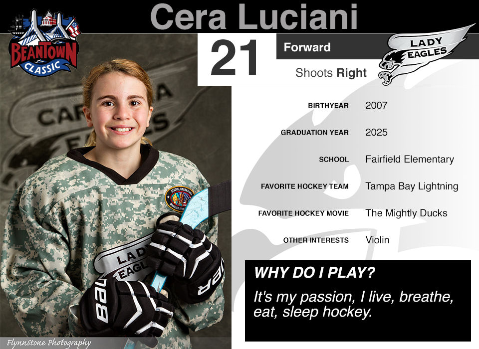#21 Cera Luciani