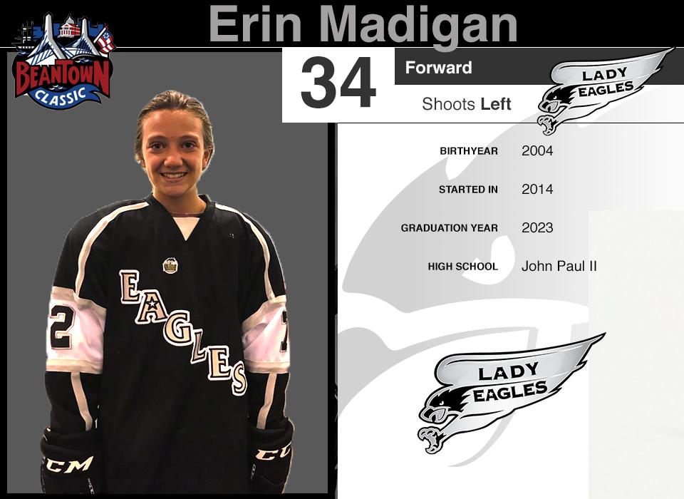 #34 Erin Madigan
