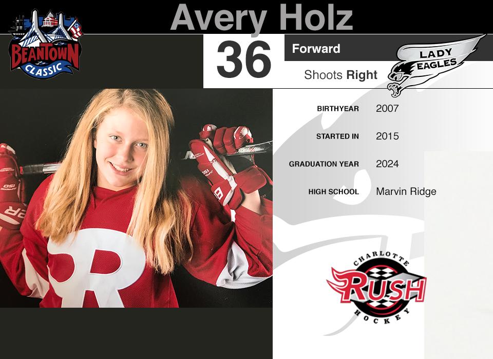#35 Avery Holz