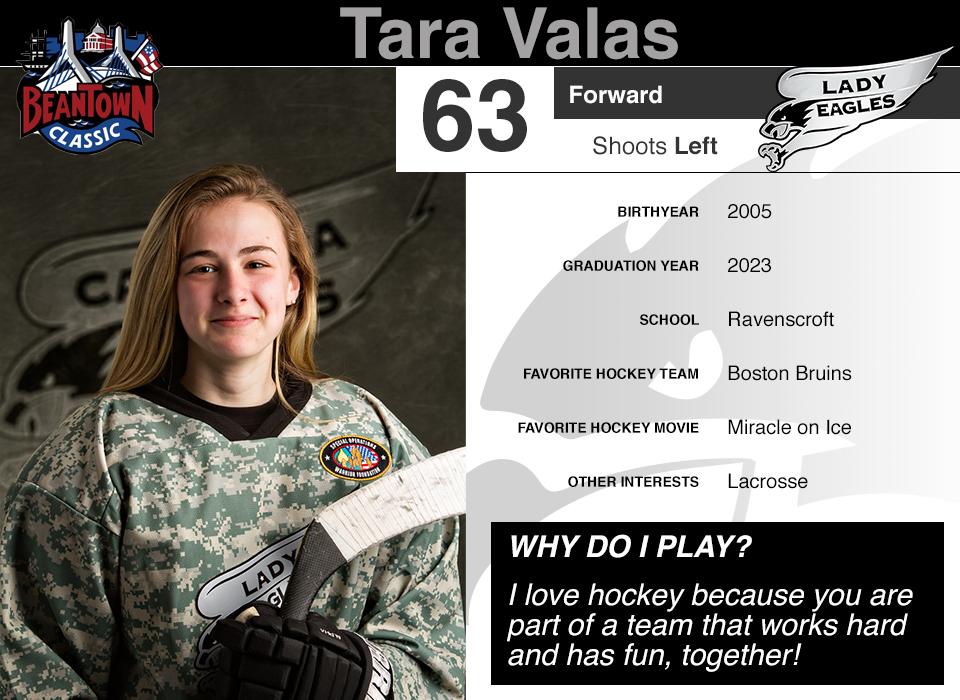 #63 Tara Valas