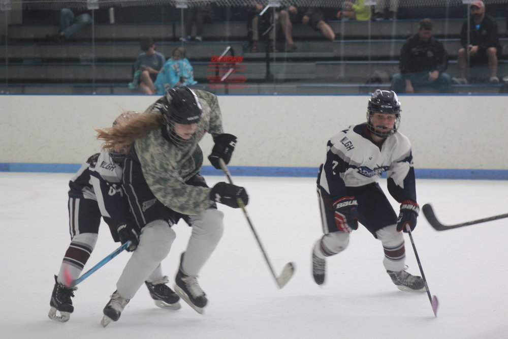 Game 4 vs Northern Lights - Click here for photos